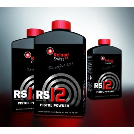 Poudre RS12 Pistol Powder