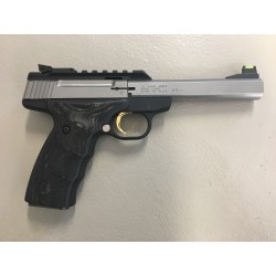 Pistolet Browning Buck Mark Plus S/S calibre 22lr
