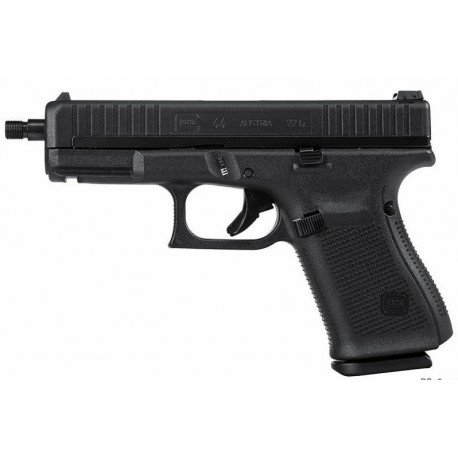 Pistolet Glock 44 Gen5 calibre 22 lr fileté