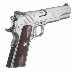 Pistolet Ruger 1911 inox calibre 45acp