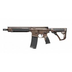 Carabine Daniel Défense MK18 10.3'' calibre. 223rem Coyote Brown
