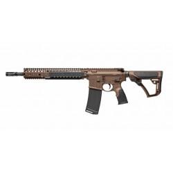 Carabine Daniel Défense M4A1 14.5'' calibre. 223rem Coyote Brown