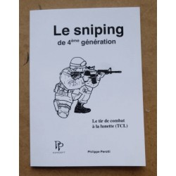 Livre Le Sniping de 4 ème Génération