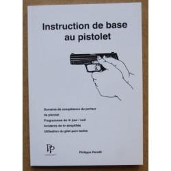 Livre Instruction de base au pistolet