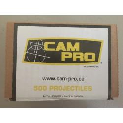Projectiles Cam Pro 223 55gr FMJ BT
