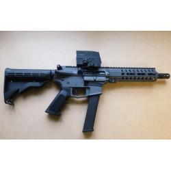 Carabine Cmmg MKGS calibre 9x19 Sniper Grey