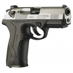 Pistolet Beretta PX4F Storm inox - 9mm para - 17 coups