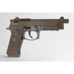 Pistolet Beretta M9A3 9mm - canon fileté