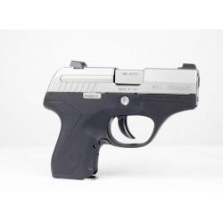 """Pistolet Beretta Pico Calibre .380 Noir Inox 2.7"""""""
