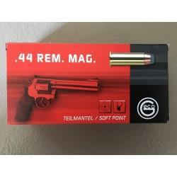Cartouches Geco .44 Rem. Mag. 240gr - boite de 50