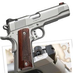 Pistolet Kimber 1911 Stainless II cal 45