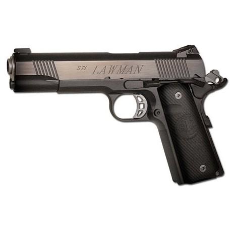 "Pistolet STI Lawman 5"" cal 45 acp"