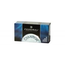 Cartouches Federal 22lr Solid 40gr - La boite de 50