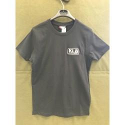 Tee shirt noir KLB Armes
