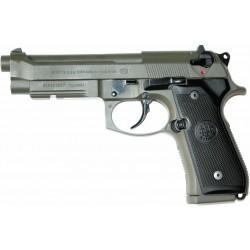 Pistolet Beretta M9A1 calibre 9mm Para 15 coups US SOCOM - Couleur Olive
