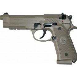 Pistolet Beretta M9A1 9mm para 15 coups US SOCOM - Couleur tan