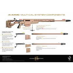 Conversion Accuracy International AXMC 300 WM 26""