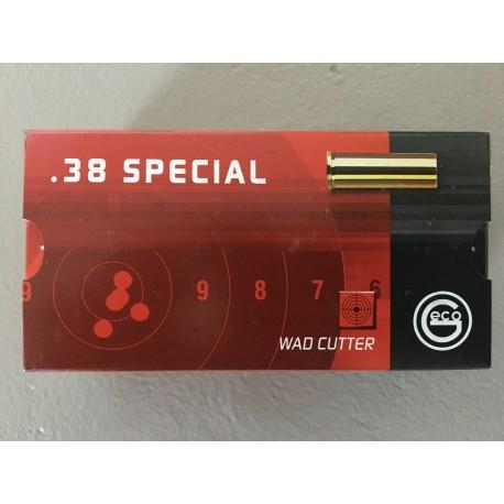 Cartouches Geco 38 special WC - boite de 50