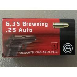 Cartouches Geco 7.65 Browning 73gr - boite de 50