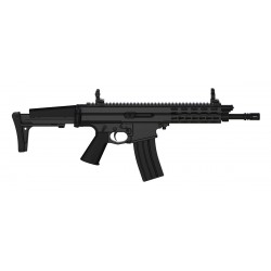 Robinson Armament XCR-L Mini, canon de 10'', Noir