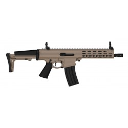 Robinson Armament XCR-L Standard, canon de 9,5'', Sable
