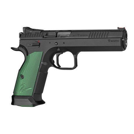 Pistolet CZ TS 2 Racing Green 9x19 mm