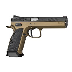 Pistolet CZ TS 2 Deep Bronze 9x19 mm