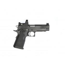 Pistolet STI STACCATO P-DUO cal. 9mm DLC/Canon Inox