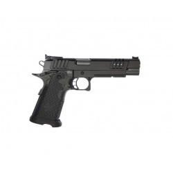 Pistolet STACCATO XL 9x19 mm DLC/Canon Inox
