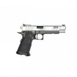 Pistolet STACCATO XL .40S&W Canon DLC/Culasse Chromée