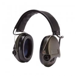 Casque anti bruit Sordin Supreme Pro Vert