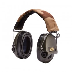 Casque anti bruit Sordin Supreme Pro X Vert Led
