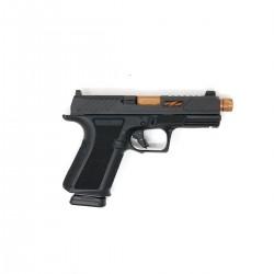 Pistolet MR920 ELITE Noir Canon Bronze Flûté