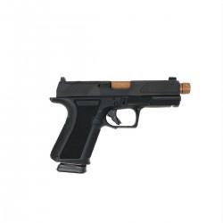 Pistolet MR920 Combat Noir Canon Bronze