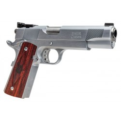 "Pistolet Les Baer 1911 Premier II Heavyweight 5"" 45 ACP Chrome"
