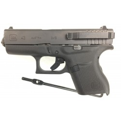 Pistolet Glock 43 9x19 Occasion