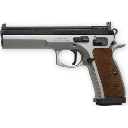 Pistolet CZ 75 Tactical Sport cal 9x19
